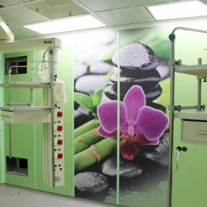 Стеновые конструкции для чистых помещений
